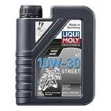 LIQUI MOLY リキモリ Motorbike 4T Synth 10W-30 Street 〈4サイクル用エンジンオイル〉 1L 1754