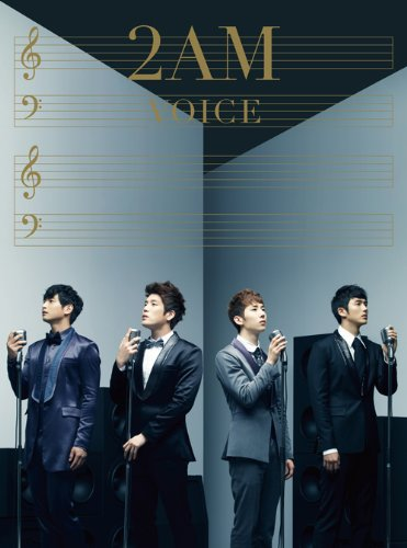 VOICE(初回生産限定盤A)(DVD付) [CD+DVD] [Limited Edition]