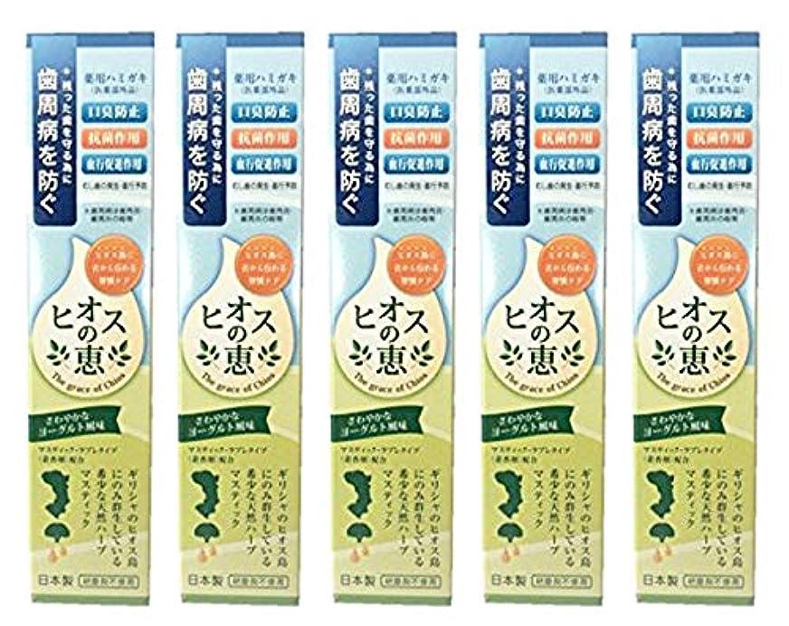 相対的クレーター西部ヒオスの恵 60g 【まとめ買い1個60g×5個】薬用ハミガキ 日本製