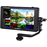 Feelworld LUT6 6 inch Ultra Bright 2600nits HDR 3D LUT Waveform VectorScope Touch Screen Field DSLR Monitor with 4K HDMI Inpu