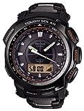 [カシオ] 腕時計 プロトレック PRW-5100YT-1BJF ブラック