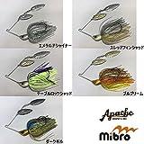 ミブロ アパッチ・ダブルウイロー 1/2oz 08:テーブルロックシャッド