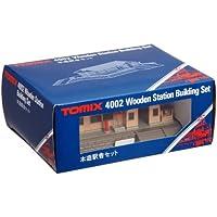 TOMIX Nゲージ 木造駅舎セット 4002 鉄道模型用品