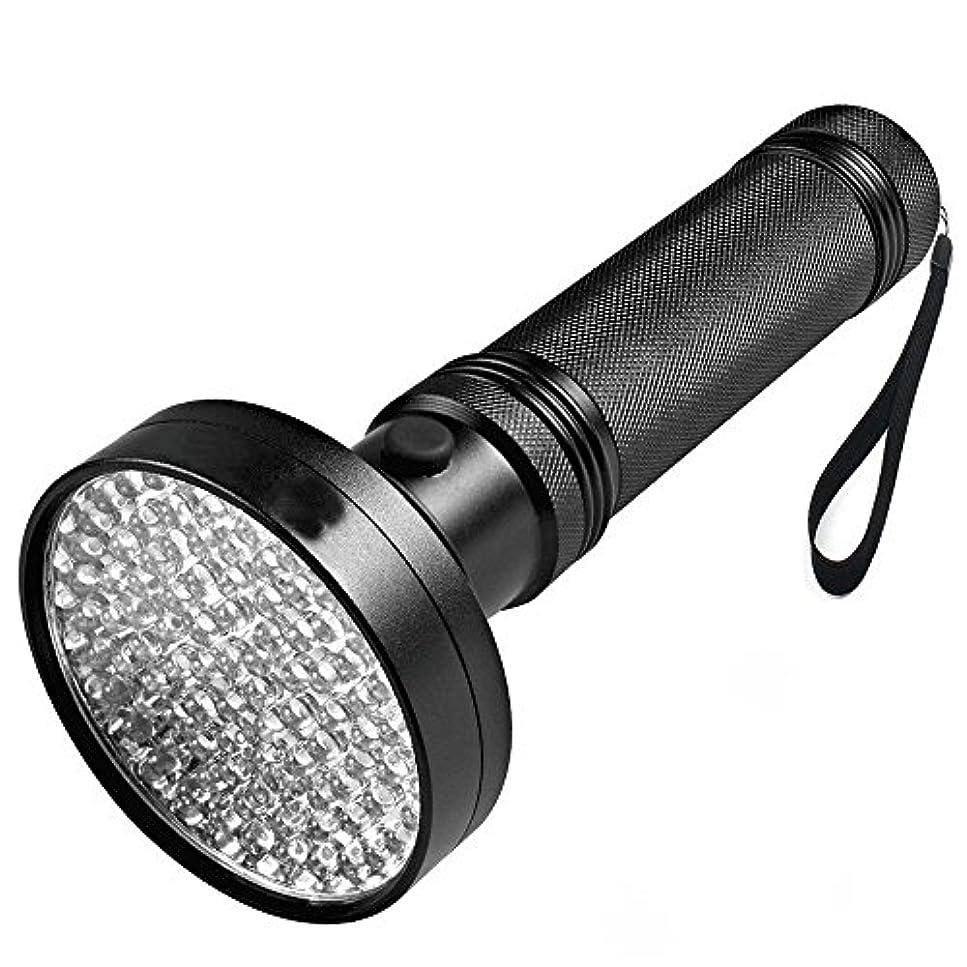 受け皿巨大なクランシーXIAOBUDIAN UV懐中電灯100 LED 395 Nm UV検出器ライト犬用Cat尿、ペットステイン、ベッドバグ、スコーピオン