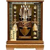 正栄作 曽根人形 破魔弓飾り 10号 寿宝 No.110-15