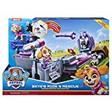 Paw Patrol  Skye's Ride N Rescue, 2-in-1 Transforming Playset and Helicopter, for Kids Aged 3 and Up, Multicolor (20114099)
