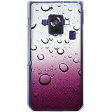 CaseMarket 【ポリカ型】 docomo AQUOS PHONE ZETA SH-02E ポリカーボネート素材 ハードケース [ Picture Collections - 紅の水滴 ]