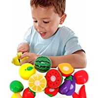 xuanouファッションCutting Fruit Vegetable Pretend Play Kid Educational Toy for Children