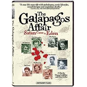 Galapagos Affair: Satan Came to Eden [DVD] [Import]