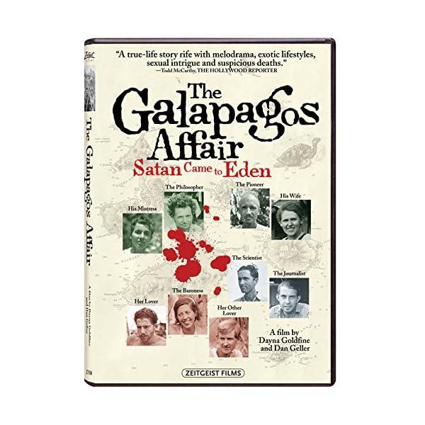 Galapagos Affair: Satan ...の商品画像