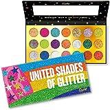 RUDE? United Shades of Glitter - 21 Pressed Glitter Palette (並行輸入品)