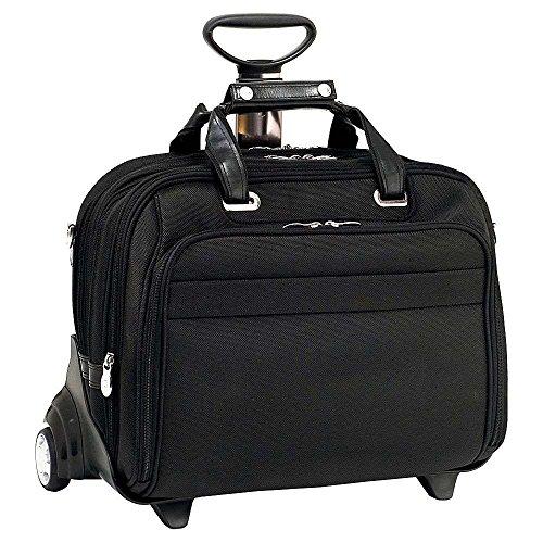 (マックレーンユーエスエー) McKlein USA メンズ バッグ キャリーバッグ R Series Midway Nylon Wheeled Laptop Case 並行輸入品
