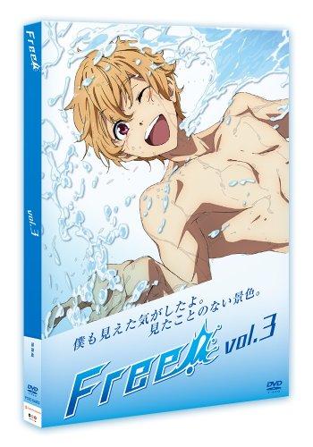 Free! 3 [DVD]の詳細を見る