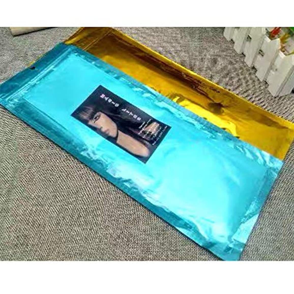 ACHICOO 100ピースプロサロン染毛紙再生利用できる分離染色染色理髪店ハイライトティッシュ美容院サロンツール