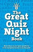 The Great Quiz Night Book (Quiz Books)