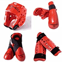 デラックスMacho Dyna Sparring Gear Set
