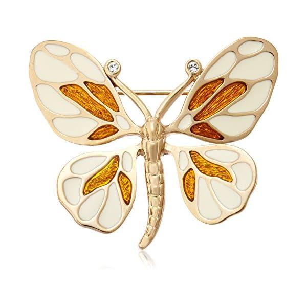 [グロッセ] Grosse Brooch 蝶 ホ...の商品画像