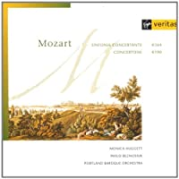 Sinf Concertocertante/Rondon Violin & Orchestra (C