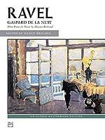 Ravel: Gaspard De LA Nuit (Alfred Masterwork Editions)