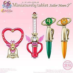 ミニチュアリータブレット セーラームーン7  6個入 食玩・清涼菓子 (美少女戦士セーラームーン)
