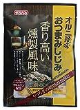 トーノー おつまみしじみ燻製風味 50g×5袋