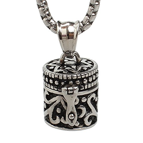 [해외]유골 펜던트를 넣을 수있는 펜던트 애쉬 펜던트 기념 펜던트/Pendant Ash Pendant Memorial Pendant that can contain Ascetic Pendant