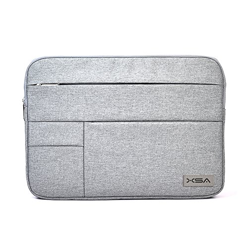 V5X MacBook Air/Macbook Pro パソコンバッグ 衝撃吸収 通学・通勤 13.3インチ対応 グレー