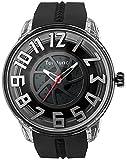 [テンデンス]TENDENCE 腕時計 KING DOME  ブラック文字盤 TY023001 メンズ 【並行輸入品】