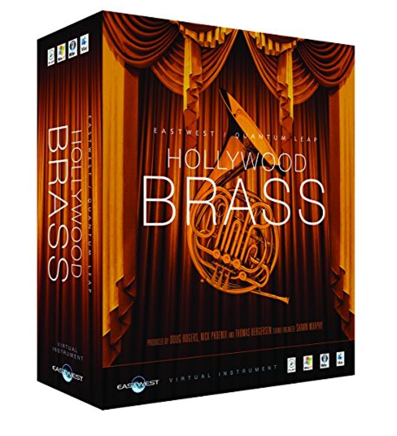 無知非難人道的EastWest Quantum Leap Hollywood Brass Gold Edition オーケストラ金管楽器コレクション 【国内正規品】