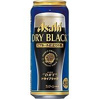 アサヒ スーパードライ ドライブラック 500ml ×24本(個)