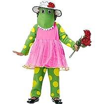 The Wiggles Dorothy The Dinosaur Toddler Costume The Wiggles Dorothy The Dinosaur Toddler Costume ウィグル恐竜のドロシー幼児用コスチューム♪ハロウィン♪サイズ:3/4