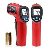 Best 放射温度計 - Blusmart 赤外線放射温度計 非接触デジタルレーザーIR赤外線温度計 範囲-50℃〜550℃ ガンタイプ  Review