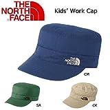 (ザ・ノースフェイス)THE NORTH FACE キャップワークキャップ(キッズ) Kids' Work Cap NNJ01516 KM CK nnj01516-CK-KM