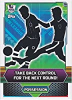 Topps Match Attax 2015/2016 Possession Tactic 15/16 Trading Card T6 by Match Attax