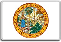 Seal Of Florida, Usa fridge magnet - ?????????