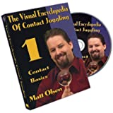 J-STAGE Visual Encyclopedia Of Contact Juggling - Vol.1 - Matt Olsen - DVD コンタクトジャグリングのビジュアル百科事典 - Vol.1 大道芸