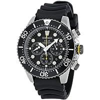 セイコー SEIKO ソーラー クロノグラフ ダイバーズ 腕時計 SSC021P1[並行輸入]