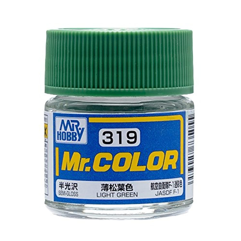 Mr.カラー C319 薄松葉色