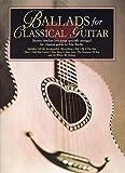 Eric Roche: Ballads For Classical Guitar