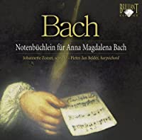 Notebook for Anna Magdelena Bach by Johannette Zomer (2007-01-16)