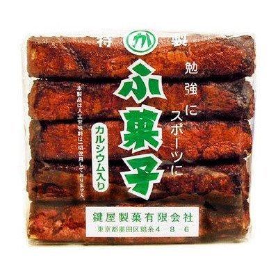 鍵屋製菓 15本入 ふ菓子 15本×20セット
