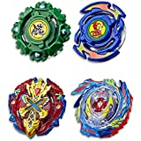 Beyblade Burst - Evolution Elite Warrior 4 Pack - Right Spin Battle Tops - Kids Toys - Ages 8+