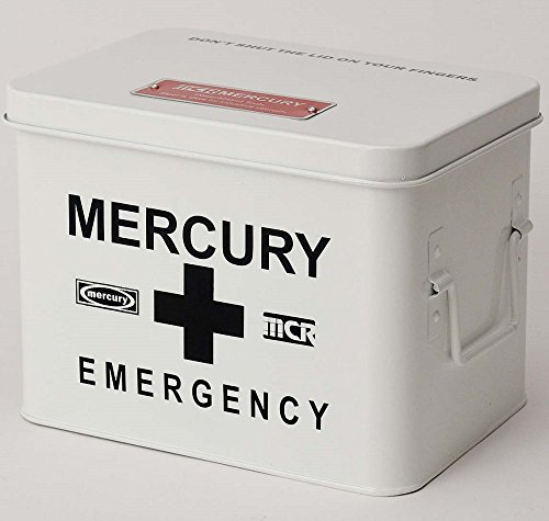 MERCURY マーキュリー 救急箱 エマージェンシーボック...