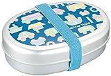 ハンナフラ(Hanna Hula) キッズ アルミべんとう のりもの ランチシリーズ お弁当箱 日本製 お名前シール付き 子供用かわいいお弁当グッズ