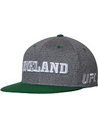 Reebok Reebok UFC Gray Ireland Country Pride Snapback Adjustable Hat スポーツ用品 【並行輸入品】
