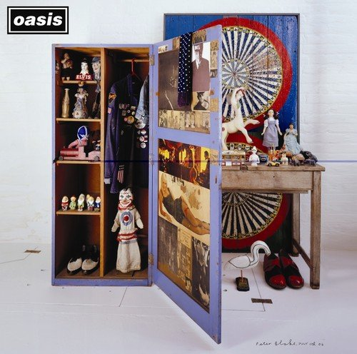 Stop The Clocks / Oasis