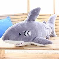AMIRA TOYS ぬいぐるみさめ サメ クッション/抱き枕/大きい/子供/大人気/会場/可愛い/イベント/お祝い/ふわふわぬいぐるみ/特大/家飾り 120cm