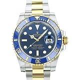 ロレックス ROLEX サブマリーナ デイト 116613LB 新品 腕時計 メンズ (W185525) [並行輸入品]
