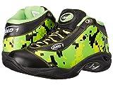 (アンドワン)AND1 メンズスニーカー・ブーツ・靴 Tai Chi Camo/Black/Black 8.5 26.5cm D - Medium [並行輸入品]