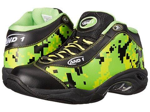(アンドワン)AND1 メンズスニーカー・ブーツ・靴 Tai Chi Camo/Black/Black 9 27cm D - Medium [並行輸入品]